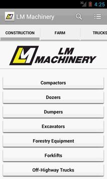 LM Machinery poster