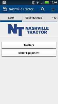 Nashville Tractor, Inc. poster