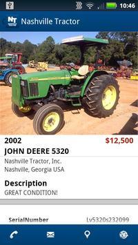 Nashville Tractor, Inc. apk screenshot