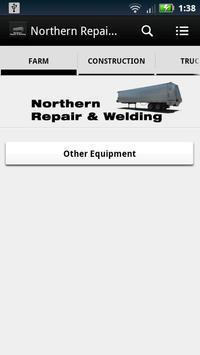 Northern Repair & Welding poster