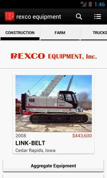 rexco equipment poster