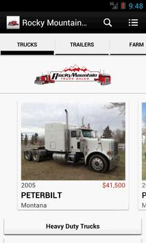 Rocky Mountain Truck Sales poster