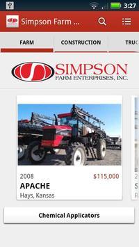 Simpson Farm Enterprises poster