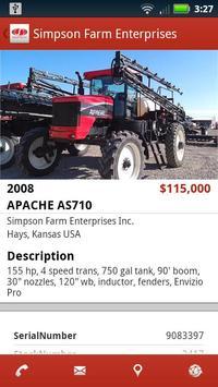 Simpson Farm Enterprises apk screenshot