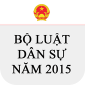 Bo luat Dan su Viet Nam 2015 icon