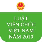 Luat Vien chuc Viet Nam 2010 icon