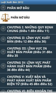 Luat Xuat ban 2012 apk screenshot