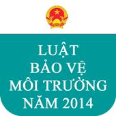 Luat Bao ve moi truong 2014 icon