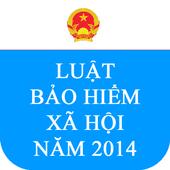 Luat Bao hiem xa hoi 2014 icon