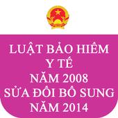 Luat Bao hiem y te VN 2008 icon