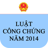 Luat Cong chung Viet Nam 2014 icon