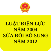 Luat Dien luc 2004 SDBS 2012 icon