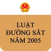 Luat Duong sat Viet Nam 2005 icon