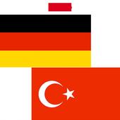 German Turkish Translator icon