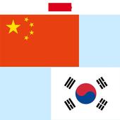 Korean Chinese Translator icon