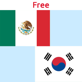Korean Spanish Translator icon