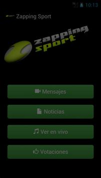 Zapping Sport (Beta) poster