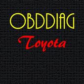 OBDDiag Toyota icon