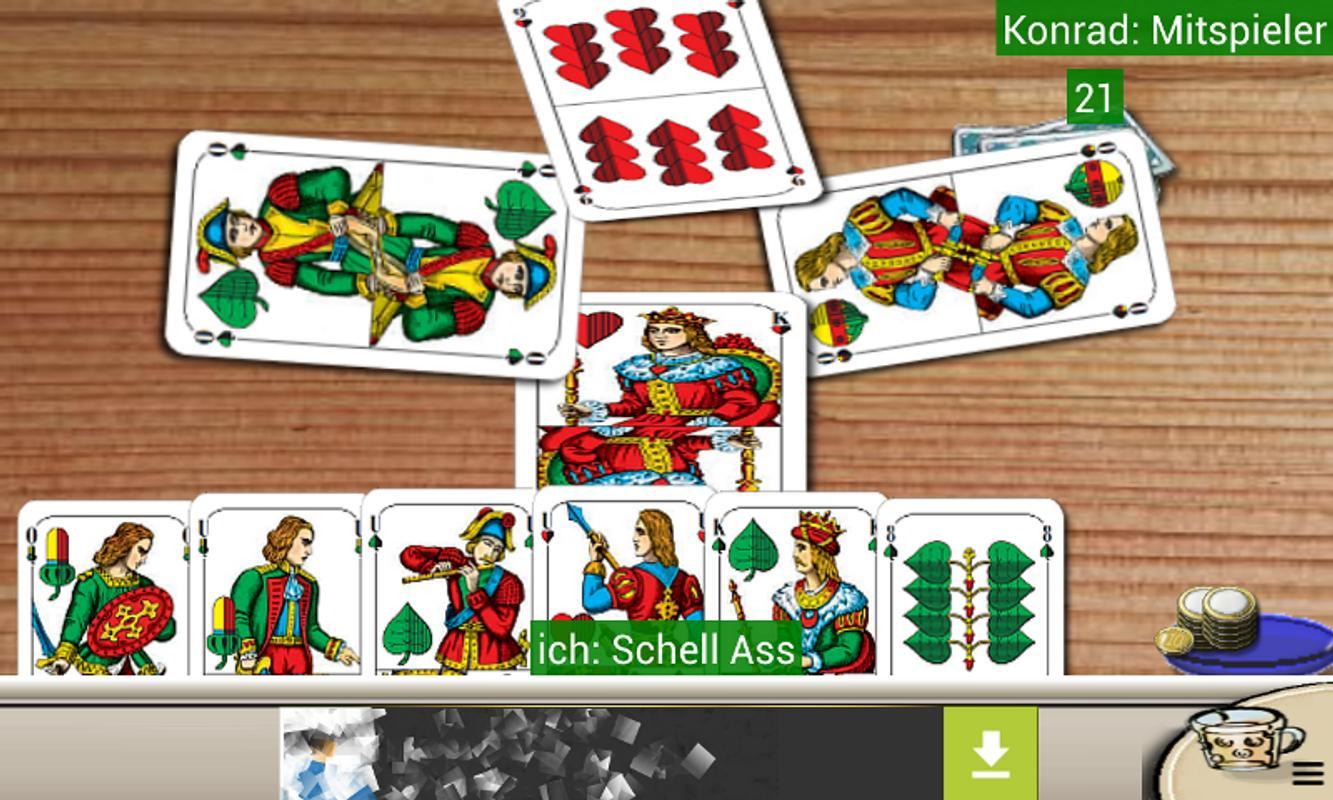 Schafkopf Spiel