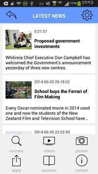 New Zealand Higher Education apk screenshot