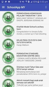 KMSS School Apps apk screenshot