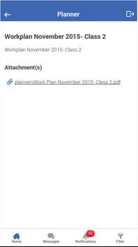 Firstep Montessori School apk screenshot