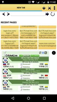 SCL Browser apk screenshot