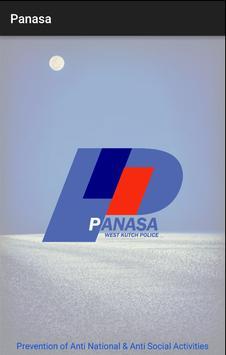 Panasa poster