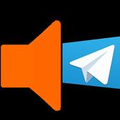 Ttovoice telegram icon