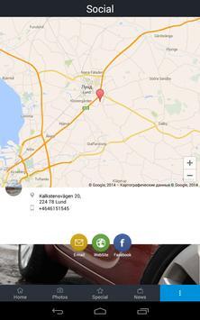 AutoCenter i Lund apk screenshot