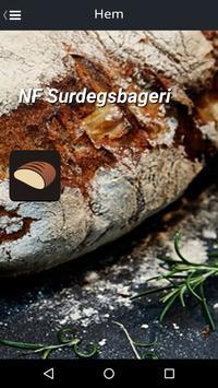NF Surdegsbageri poster