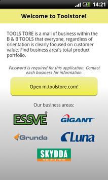 Toolstore Mobile apk screenshot