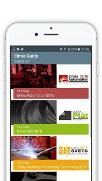 Elmia Guide poster