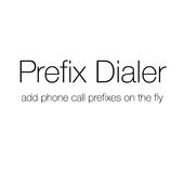 Prefix Dialer icon