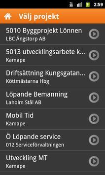Mobil Tid apk screenshot