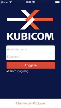Kubicom poster