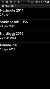 HiB apk screenshot