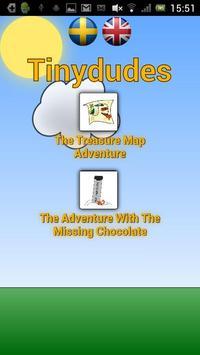 Tinydudeslight Children's Book poster