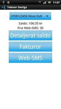Telenor Sverige poster