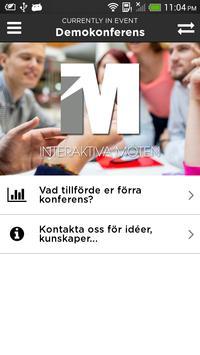Interaktiva Möten 3.0 apk screenshot