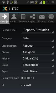 Nilex Mobile Helpdesk apk screenshot