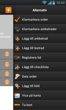 SoftOne Order apk screenshot