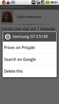 Inventory apk screenshot