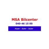 MSA Bilcenter icon