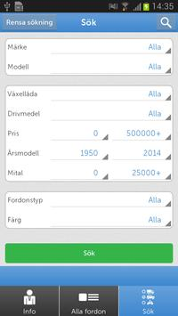 Bil Larsson i Trelleborg AB apk screenshot