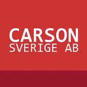 Carson Sverige icon