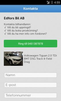 Edfors Bil apk screenshot
