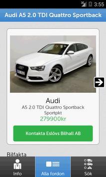 Eslövs Bilhall apk screenshot
