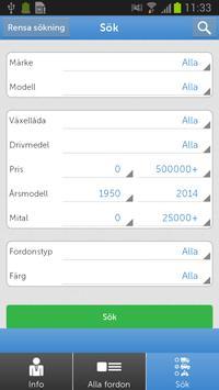 Liljas Bil AB apk screenshot