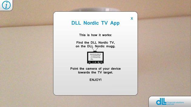 DLL Nordic TV poster